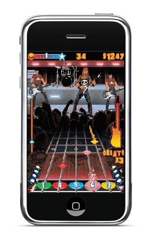 guitar-hero-en-iphone