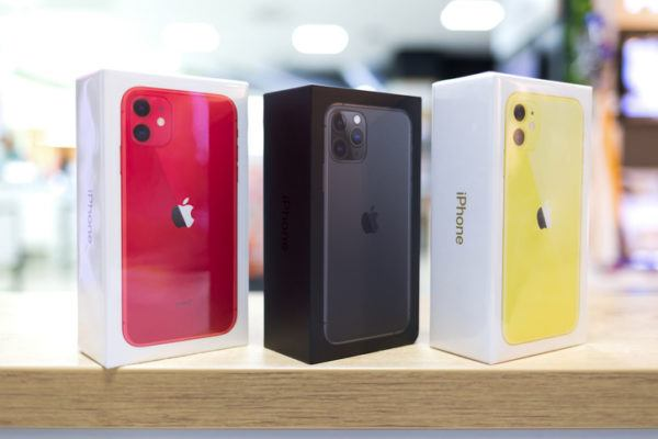 Usuarios de iphone y android en que se diferencian iphone 11