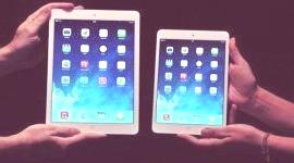 Apple presenta el iPad Air y el iPad mini con pantalla de retina