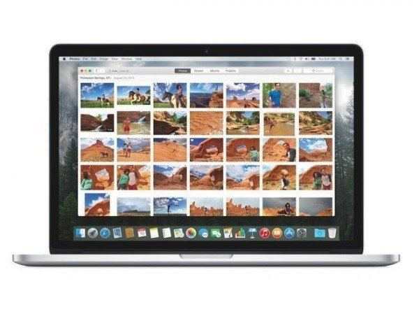 fotos OS X 10.10.3 Yosemite