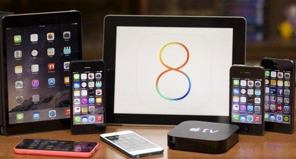 iOS 82 para iPhone iPad