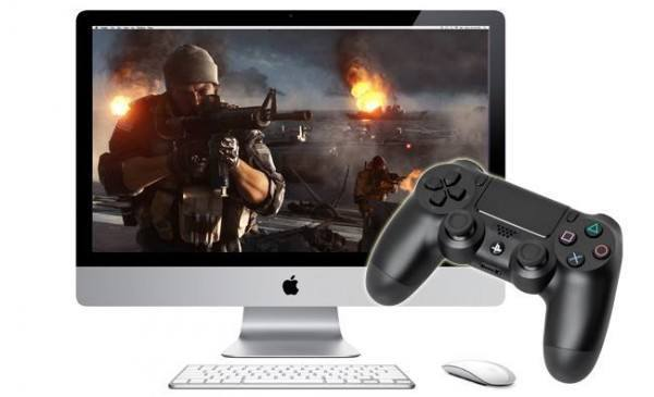 mando ps4 Mac