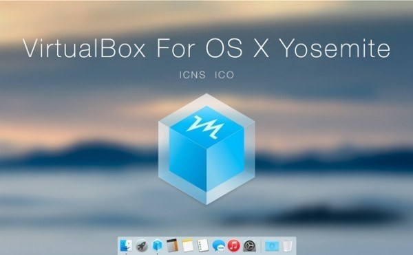 VirtualBox Mac OS X