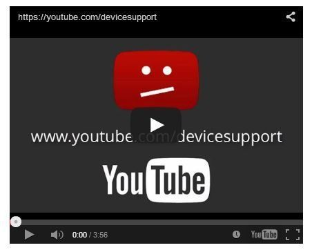 Youtube App, ya no funcionará con iOS 7
