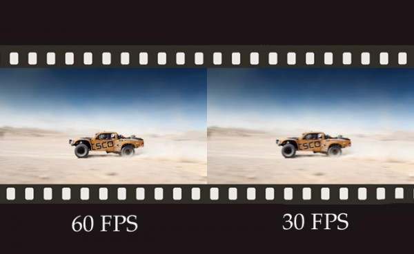 Como cambiar a 60 fps video iphone