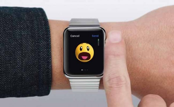 Mejoras del reloj Apple Watch