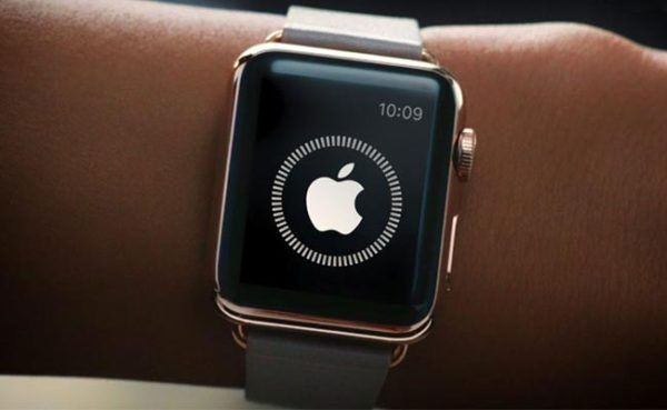 Reiniciar actualizacion Apple Watch 1 0 1